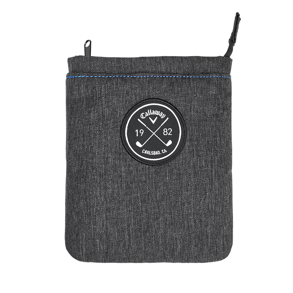 Clubhouse Logo Valuables Pouch - Featured
