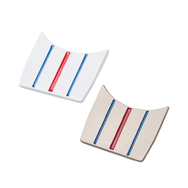 Triple Track Ball Markers 2-Pack - View 1