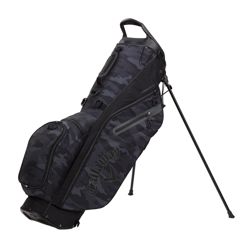 Fairway C Double Strap Stand Bag - Featured