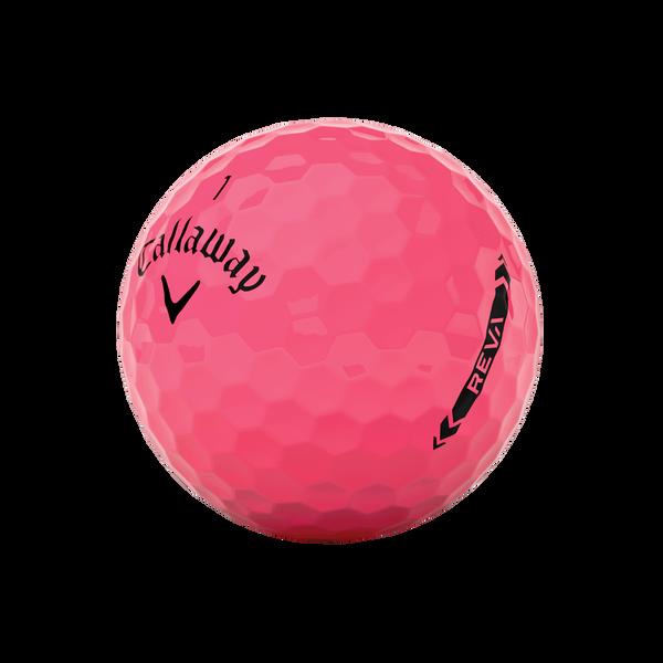 REVA Pink Golf Balls - View 4