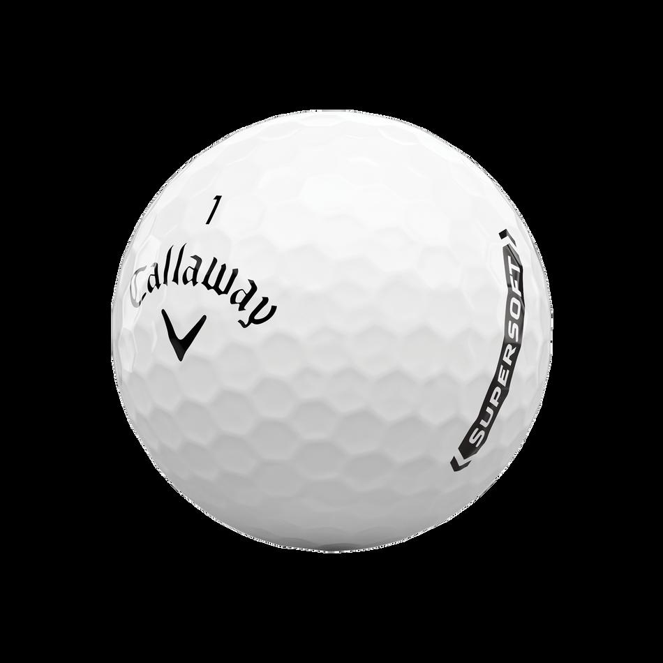 Callaway Supersoft Golf Balls - View 5