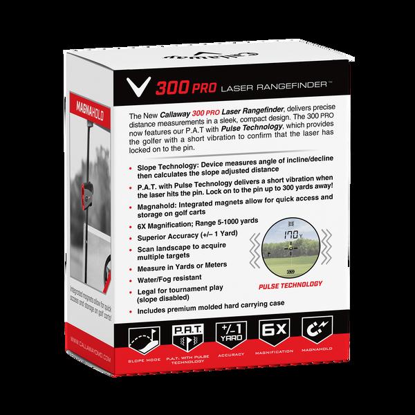 300 Pro Laser Rangefinder - View 5