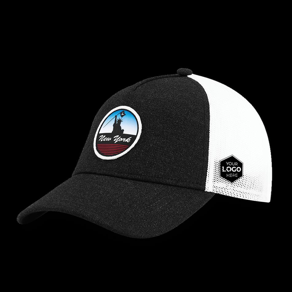New York Trucker Logo Cap - Featured