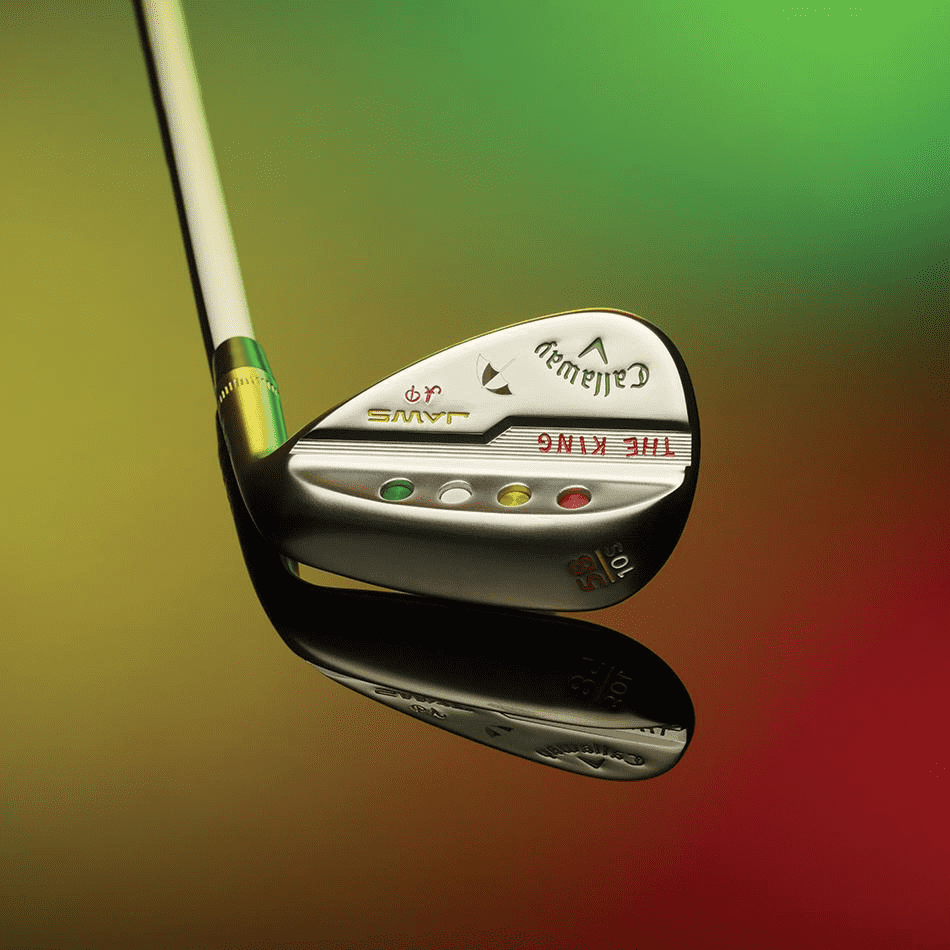 """""""The King"""" Wedges - View 2"""