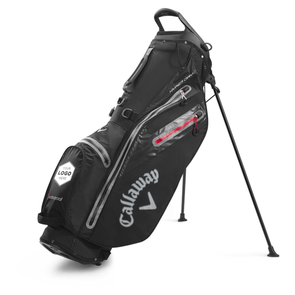 Hyper Dry C Double Strap Logo Stand Bag - View 1