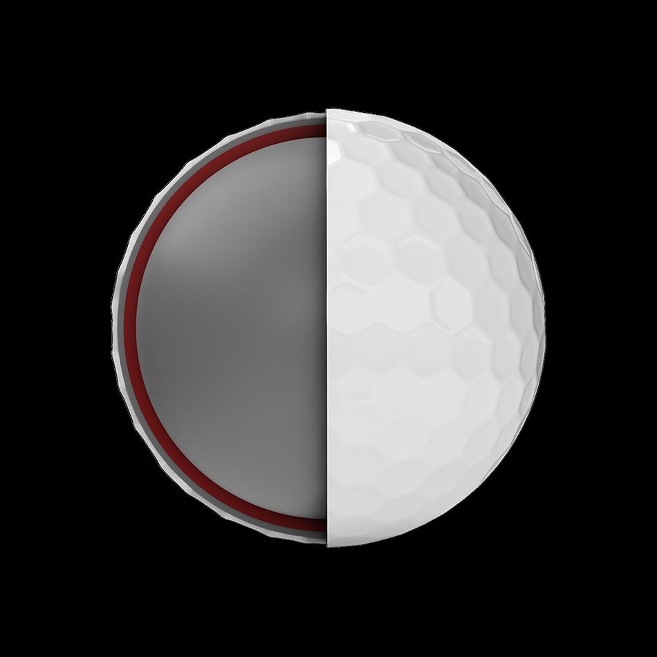 Chrome Soft X Logo Golf Balls - View 5