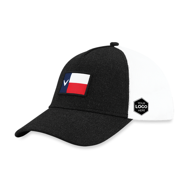 Texas Trucker Logo Cap - View 1