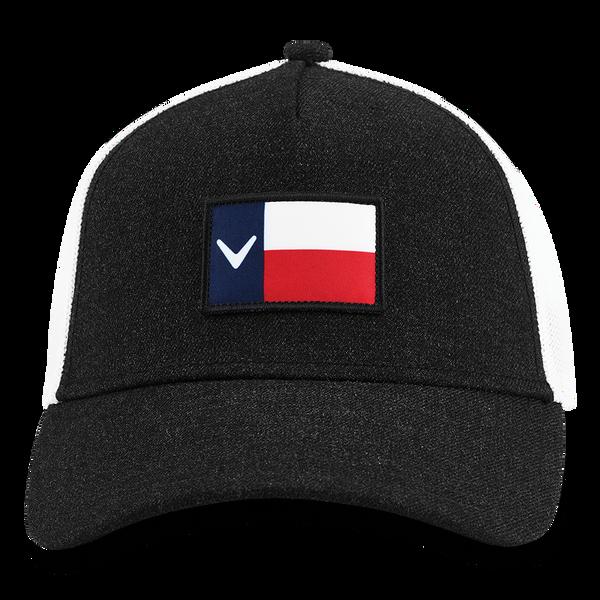 Texas Trucker Logo Cap - View 3