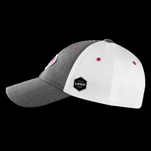 Women's Heathered Logo Cap - View 5