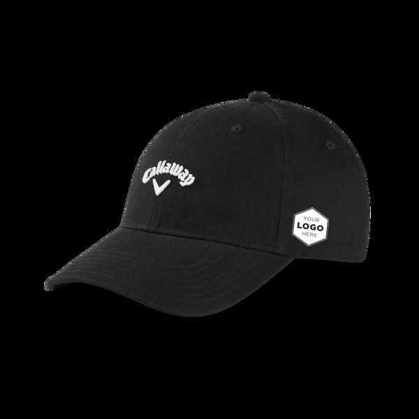 Women's Heritage Twill Logo Cap - View 1