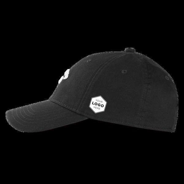Women's Heritage Twill Logo Cap - View 5