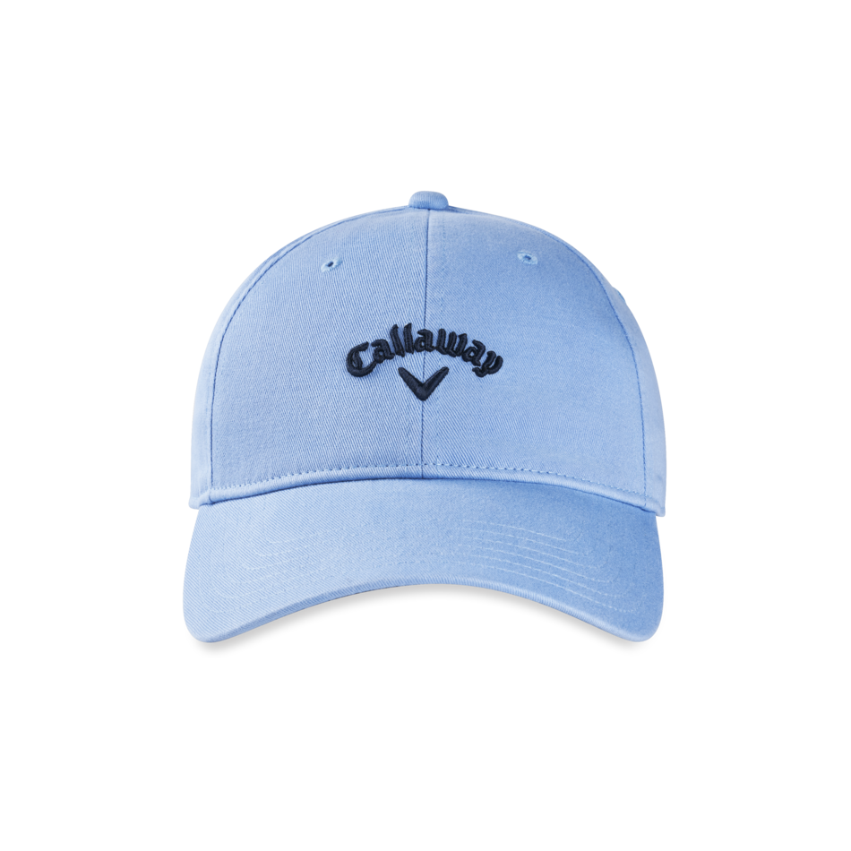 Women's Heritage Twill Logo Cap - View 3