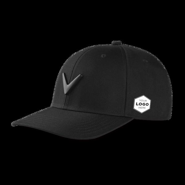 Metal Icon Logo Cap - View 1