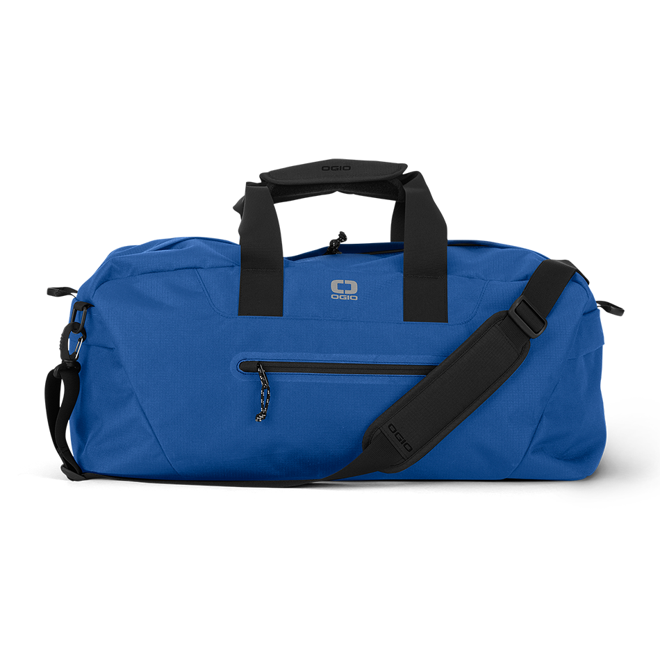 Shadow Flux 345 Duffel Bag - Featured