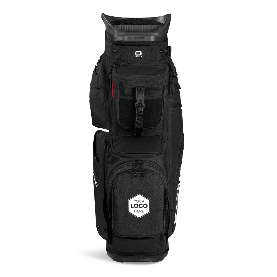 Alpha Convoy 514 Logo Cart Bag - View 2