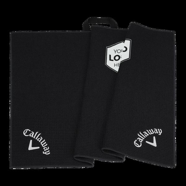 Players Towel Logo - View 2