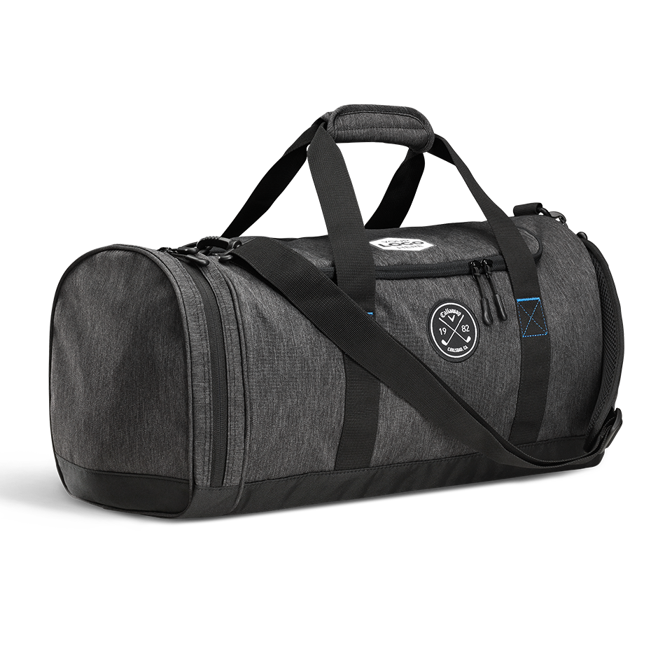 Clubhouse Logo Small Duffel - Featured
