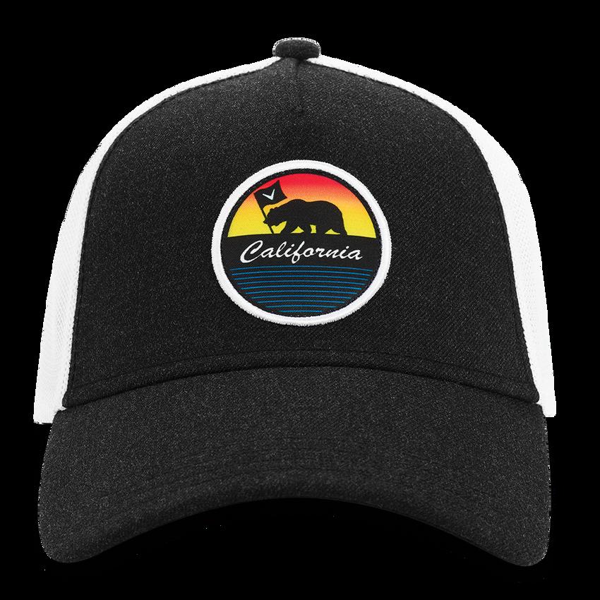 Cali Trucker Logo Cap - View 3