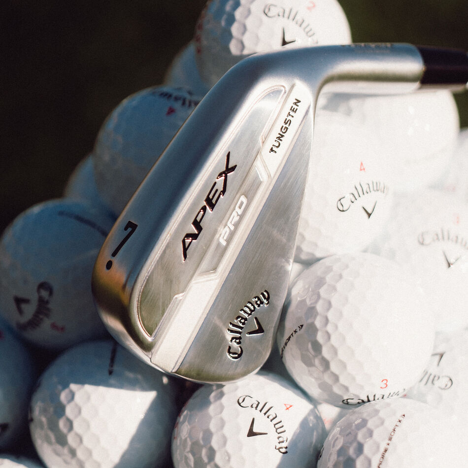 Apex Pro 21 Irons - Featured