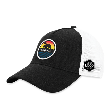 Cali Trucker Logo Cap