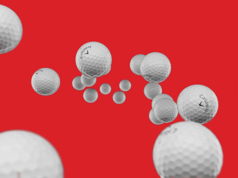 Chrome Soft 2018 Golf Balls - Featured