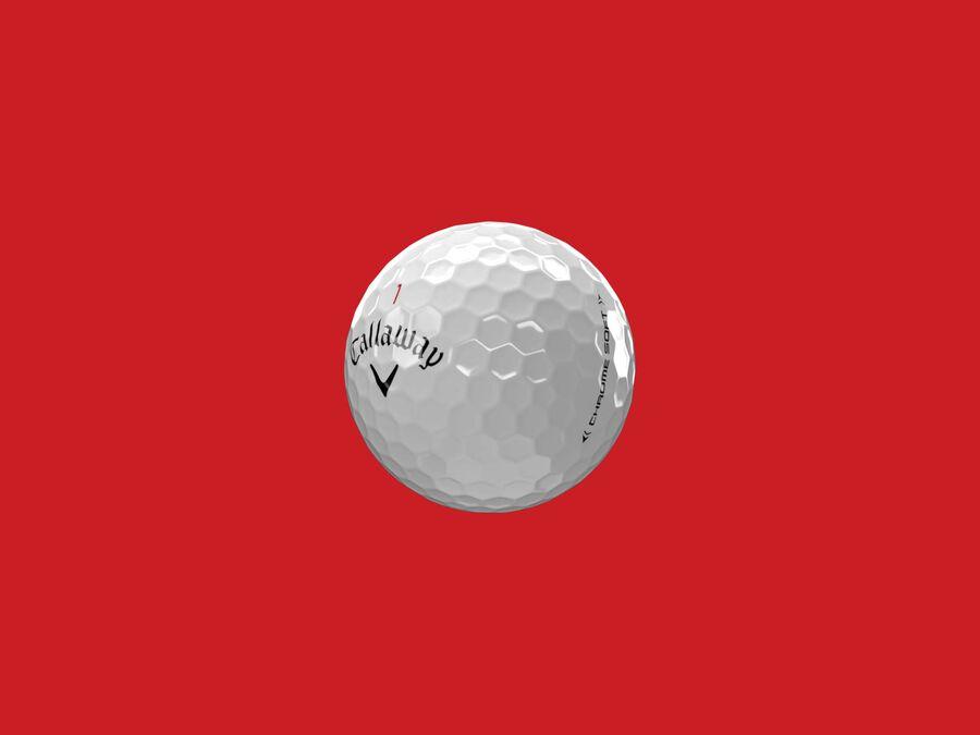 Chrome Soft Golf Balls - Featured