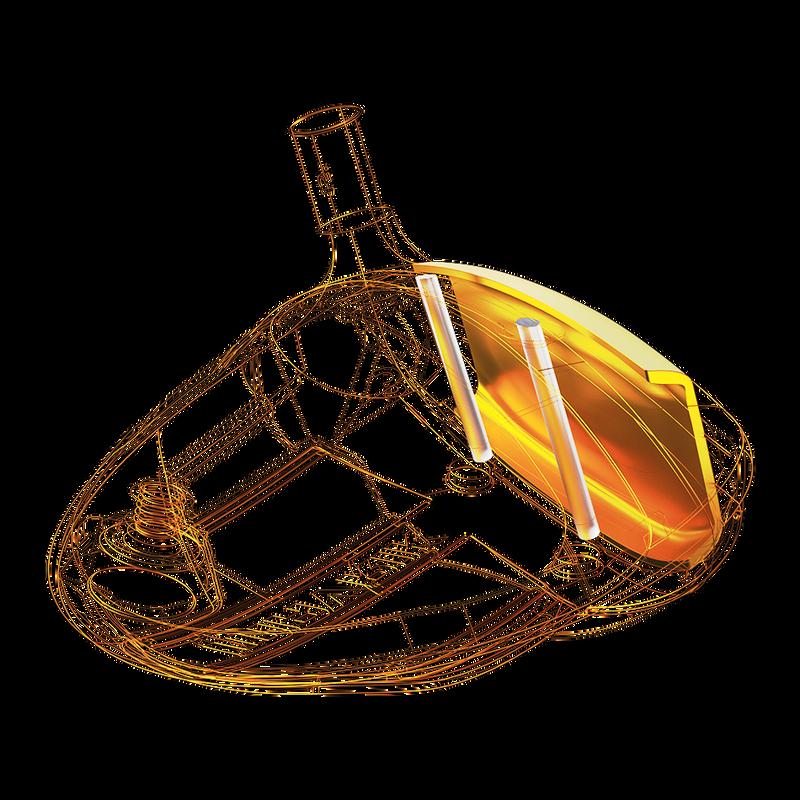 Jailbreak + Face Cup + T2C Carbon Crown illustration