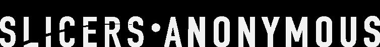 Slicers Anonymous Logo