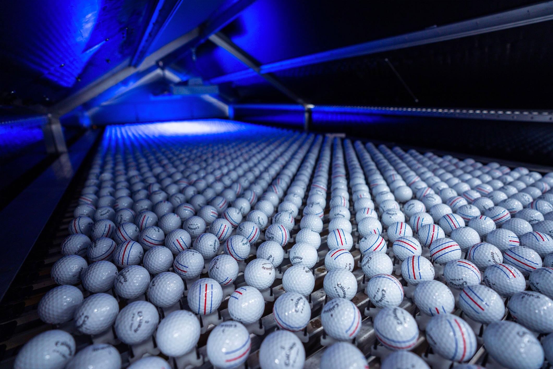 Chicopee Golf Ball Plant