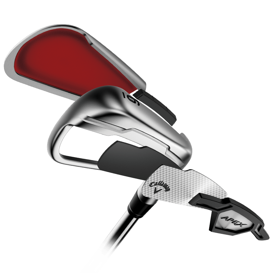 Apex CF 16 Irons Technology Item