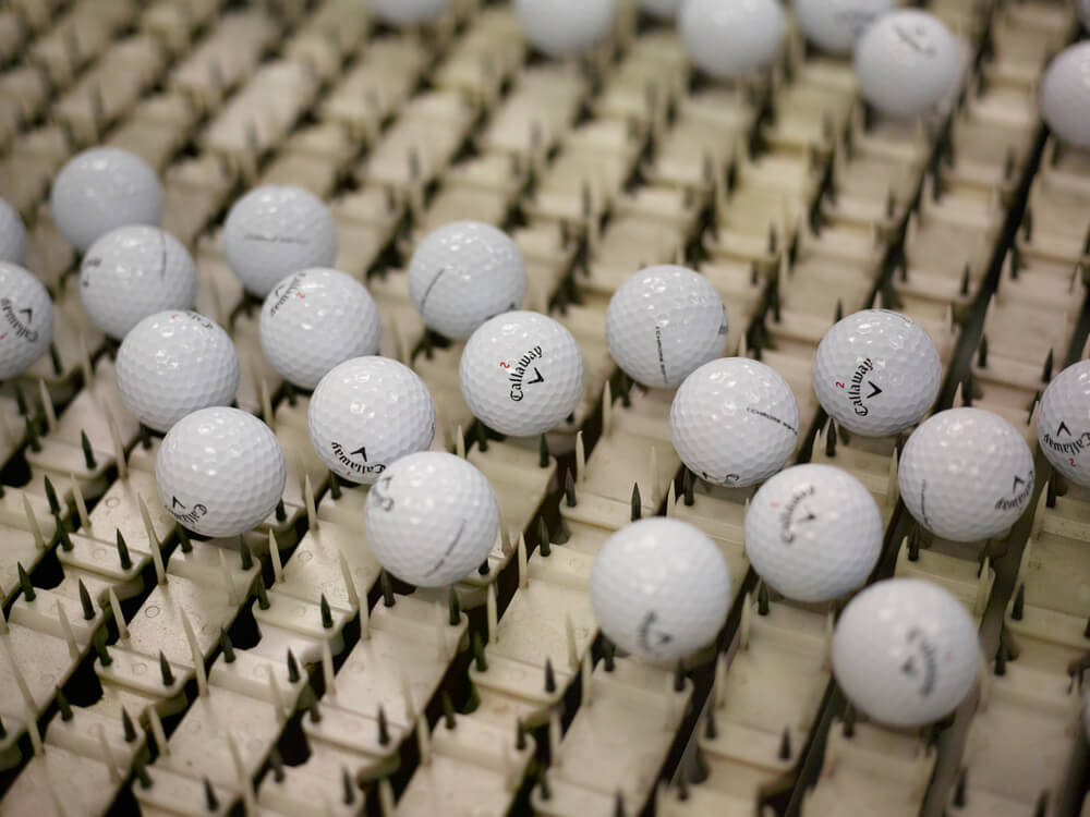 2018 Callaway Chrome Soft Dozen Golf Balls