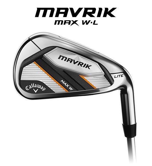 Mavrik Max L Womens Irons