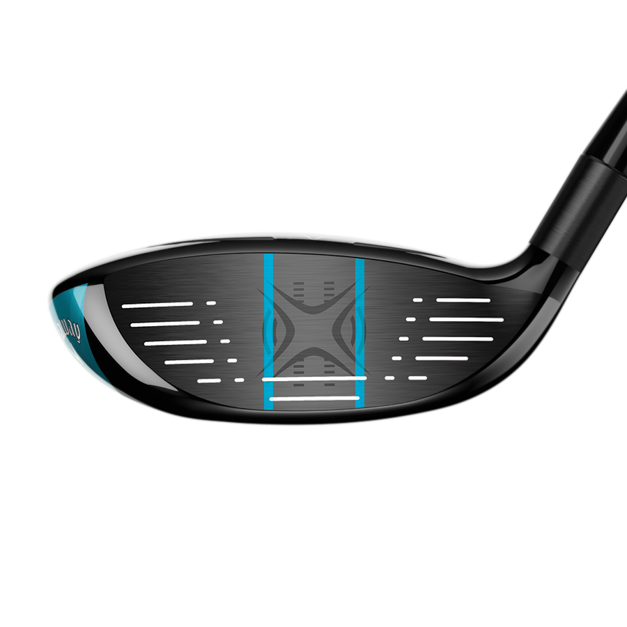 Introducing Rogue Fairway Woods illustration