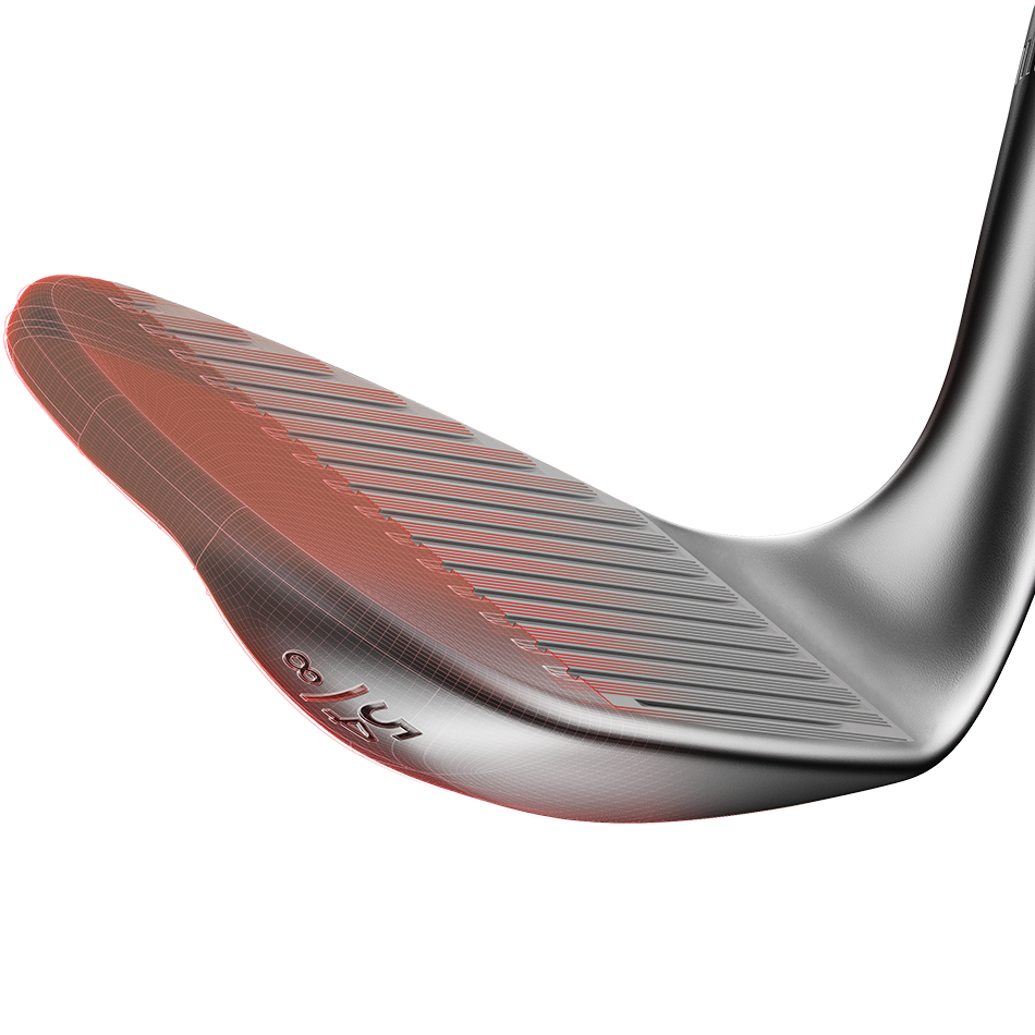 Introducing Mack Daddy 4 Chrome Wedges illustration