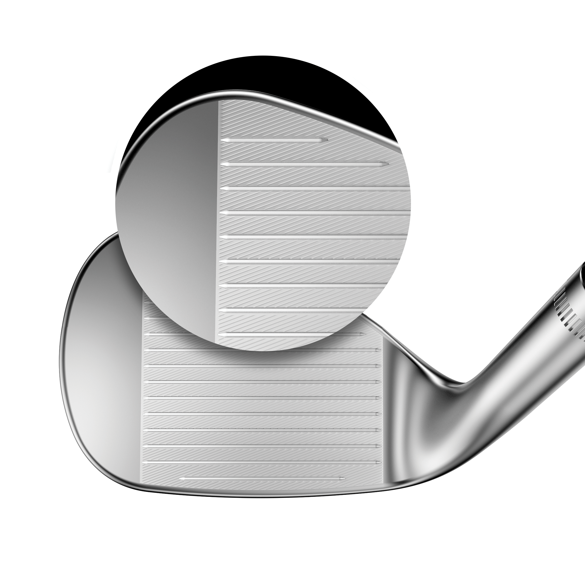 Introducing JAWS MD5 Platinum Chrome Wedges illustration